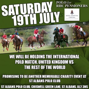 Polo For RHC Pensioners 2014 Event